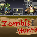 Zombie Game Title Screen